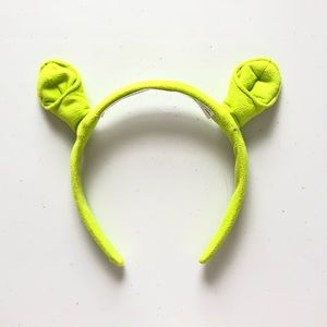 Shrek & Fiona Ears Halloween Costume Cosplay